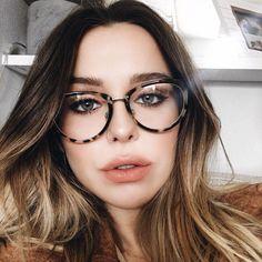 Acacia Brinley Clark in eyeglasses Acacia Brinley, Acacia Clark, Warby Parker, Instagram Influencer, Beautiful Lips, Womens Glasses, Lip Injections, Eye Glasses, Glasses Frames