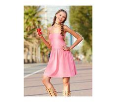 Krátke šaty bez ramienok | vypredaj-zlavy.sk #vypredajzlavy #vypredajzlavysk #vypredajzlavy_sk #saty
