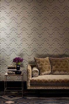 CM   CATHERINE MARTIN wallpaper - Limelight