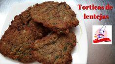 Torticas de lentejas Make It Yourself, Ethnic Recipes, Blog, Food Cakes, Blogging