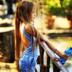 Kristina Pimenova, the 9-Year-Old Supermodel Dubbed Most Beautiful Girl in the World | www.celebrio.in #celebrio