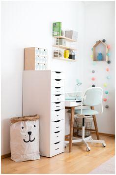 Einrichtungsideen fuer das Kinderzimmer von Wiener Wohnsinn Interiorblog