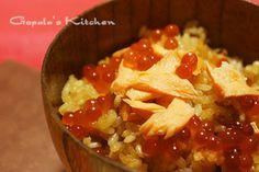 宮城郷土料理はらこ飯☆野菊から学んだこと レシピブログ