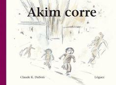 La artista belga Claude K. Dubois intenta hacer comprensibles a los niños las traumáticas vivencias de la guerra y de la huida de la misma, una realidad para muchas personas, tomando como ejemplo la suerte del pequeño Akim.