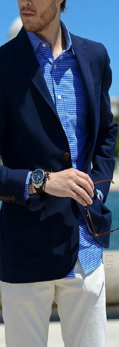 #Casual #style for men