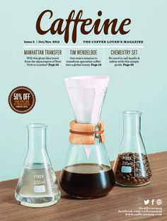 Caffeine  Magazine - Buy, Subscribe, Download and Read Caffeine on your iPad, iPhone, iPod Touch, Android and on the web only through Magzter