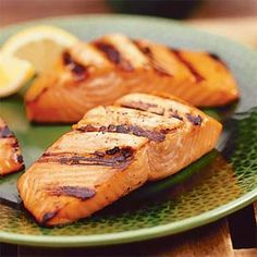 Taku Lodge Basted Grilled Salmon Recipe - This is our absolute favorite salmon recipe... just had this for dinner tonight w/ steamed carrots, salad w/ ginger dressing and cole slaw