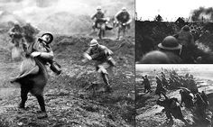 One hundred years ago, on February 21, 1916, a Monday, the first shots were fired in the battle for the French fortress town of Verdun. The Battle of Verdun became the longest battle of the war.