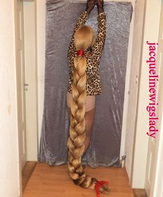 Braids Wig, Braids For Long Hair, Clip Hairstyles, Braided Hairstyles, Beautiful Long Hair, Gorgeous Hair, Rapunzel Hair, Natural Hair Styles, Long Hair Styles