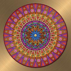 Mandala #4