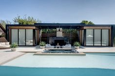 Let's Relax and Look at Beautiful Hamptons Pools