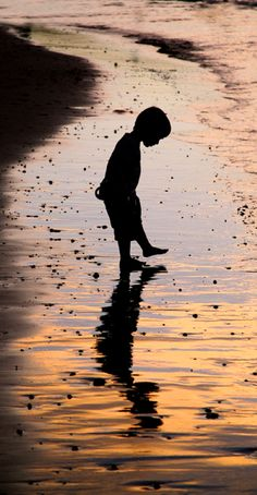 Little footsteps become big ones, a tiny breath leads to a piece of humanity......