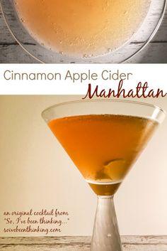 cinnamon apple cider manhattan soivebeenthinking com cinnamon apple ...