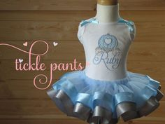 Cinderella Birthday Collection Includes by TicklePants on Etsy