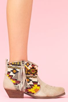 Azteca Ankle Boot