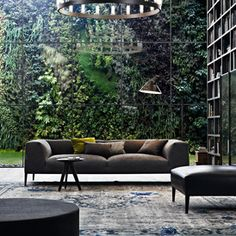 Contemporary Living Room by Poliform