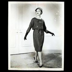 Christian Dior P/E 1958.