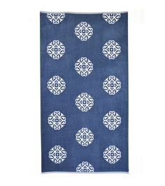 Medallion Terry Towel