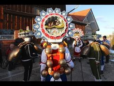 In the Swiss Valley Appenzell Ausserrhoden the «Silvesterkläuse January 13, Old And New, Switzerland, Calendar, Old Things, Europe, Youtube, Swiss Guard, New Years Eve