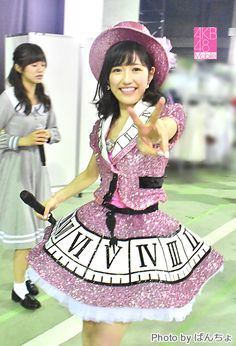 Watanabe Mayu (渡辺麻友) - #Mayuyu (まゆゆ) - Team B - #AKB48 #idol #jpop #1 #sexy…