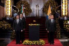 El discurso de Enrique Peña Nieto durante el homenaje póstumo a García Márquez refleja las prácticas de su gobierno. El protocolo vacío, ant...