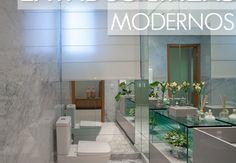 Lavabos cinzas modernos - veja modelos maravilhosos e dicas!