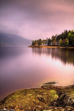 Georgios Pasxalidis - Google+ - The Waters of Loch Lomond, Scotland