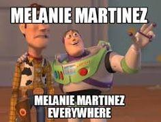 Resultado de imagem para melanie martinez memes