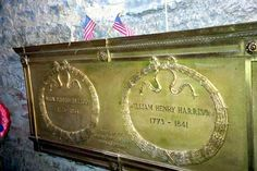 William Henry Harrison (1773 - 1841) - William Henry Harrison Memorial