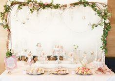 Fresh Dessert Table Inspiration | SouthBound Bride www.MadamPaloozaEmporium.com www.facebook.com/MadamPalooza
