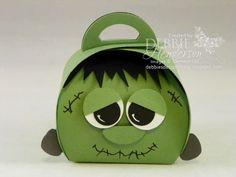 Frankenstein- curvy box