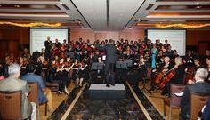 12/10/2013 Swiss Orchestra @ Mövenpick Hotel & Spa Bangalore   Sponsored by Alpine Wineries