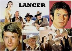 My all-time favorite TV show as a kid.  Johnny Madrid-Lancer was SO handsome.