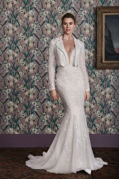 Justin Alexander Signature Fancy Wedding Dresses, Wedding Dress Pictures, Designer Wedding Dresses, Wedding Gowns, Tulle Wedding, Justin Alexander Signature, Justin Alexander Bridal, Solange Knowles, Fit And Flare