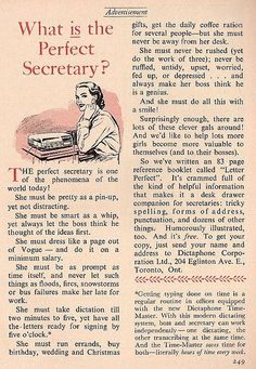 "What is the perfect secretary? I've been a ""secretary"" for 15 years.some things have REALLY changed. Administrative Professional Day, Administrative Assistant, Personal Assistant Duties, Virtual Assistant, Secretary Duties, Secretary's Day, School Secretary, Diy Gifts For Dad, Invitation Wording"