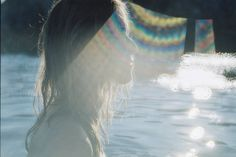 """""""Golden Swim"""" d'Eléonore Wismes - une · Lomography"""