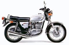 Suzuki GT 380 my first bike