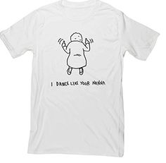 HippoWarehouse I Dance like your Nanna unisex short sleeve t-shirt HippoWarehouse http://www.amazon.co.uk/dp/B00STCSHJM/ref=cm_sw_r_pi_dp_RfA6vb1HJM2J6