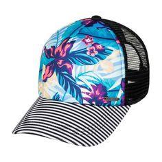 d01004248ac Roxy Golden Age Trucker Hat - Tropical Diamond Blue Ropa Para Mujeres