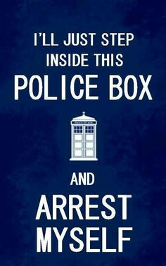 Favorite Doctor Who David Tennant quote!!