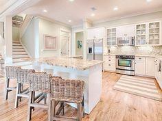 coastal kitchen | Mint Julep - WaterColor Florida