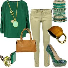 10 Ways to Bring Emerald Into Your Wardrobe. Pantone named Emerald 2013's Color of the Year. Get on trend with these simple ideas.