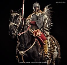 Medieval Armor, Medieval Fantasy, Man On Horse, Horse Tack, Design Textile, Knight Armor, Military Modelling, Chivalry, Warriors