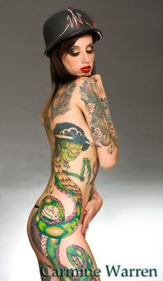 Liz will be at TattooFest in Tampa, FL