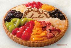 キルフェボン : 10種のフルーツタルト (クリスマスケーキ) | Sumally (サマリー)