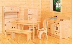 Etonnant Playhouse Furniture I Could Paint Myself All Cutsie!