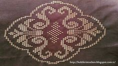 This Pin was discovered by Hab Weaving Patterns, Diy And Crafts, Cross Stitch, Embroidery, Straight Stitch, Punto Croce, Amigurumi, Pattern, Punto De Cruz