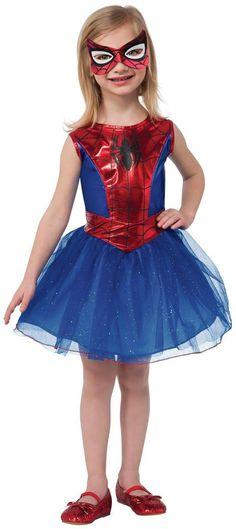 about Spider Girl Costume on Pinterest | Spider girl costume, Spider ...