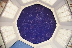 Constellations ceiling