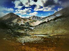 Snowy Range, Medicine Bow National Park, Wyoming